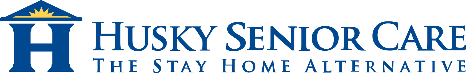 Husky Senior Care Logo